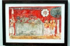 Traditional-Paintings-and-Sculptures-චිත්ර-හා-මූර්ති-සාම්ප්රදායික-2